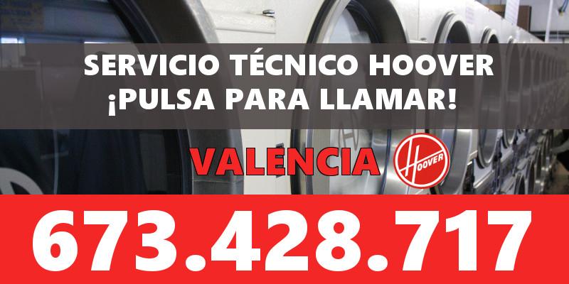 servicio tecnico hoover valencia